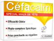 3c pharma céfacalm 15 comprimés