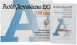 Acetylcysteine eg 200 mg, poudre pour solution buvable en sachet-dose